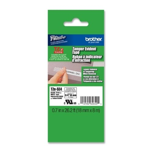 P touch Security tape