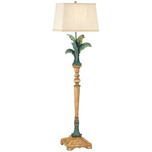Pacific Coast Lighting Tropical Parrot 63 Quot Floor Lamp