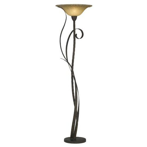Pacific Coast Lighting Climbing Vine Torchiere Floor Lamp