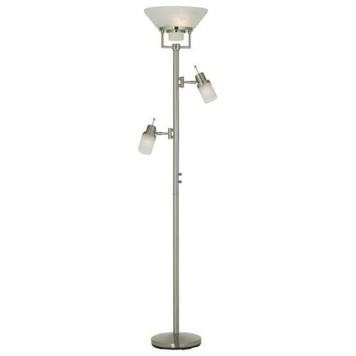 Pacific Coast Lighting Tree Torchiere Floor Lamp with Swing Arm