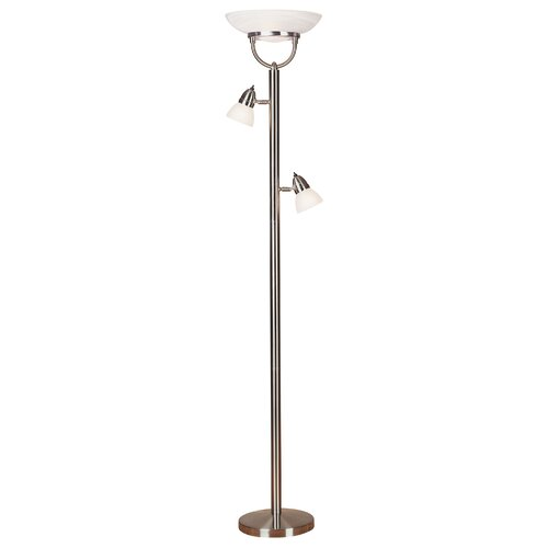 Legacy Home Halo Torchiere Floor Lamp Amp Reviews Wayfair