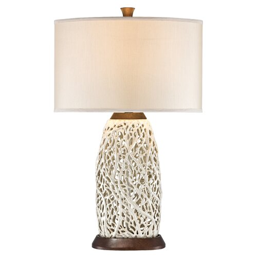 Pacific Coast Lighting PCL Seaspray Table Lamp with Drum Shade