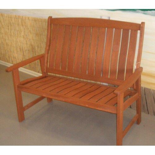 Tredor Trading Dynasty 2 Seat Bench