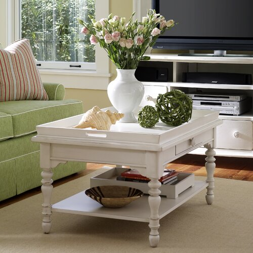 Coastal Living™ by Stanley Furniture Sand Box Coffee Table
