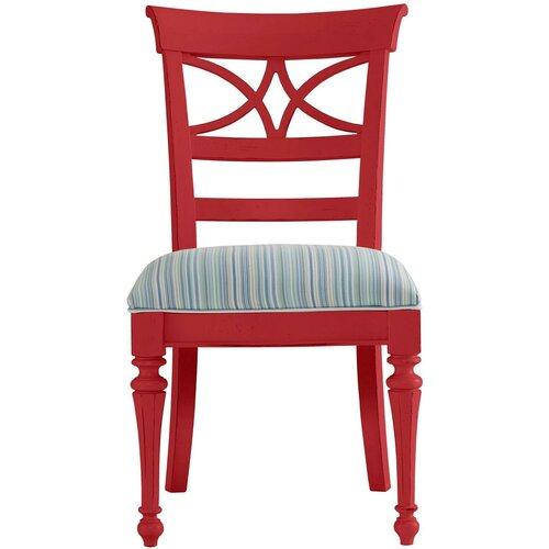 Sea Watch Fabric Side Chair