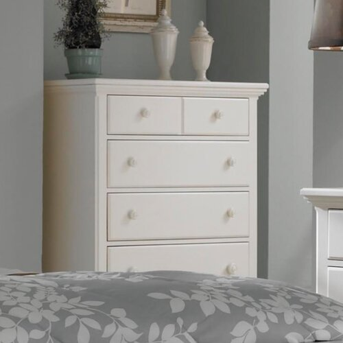 Mirren Harbor 5 Drawer Chest