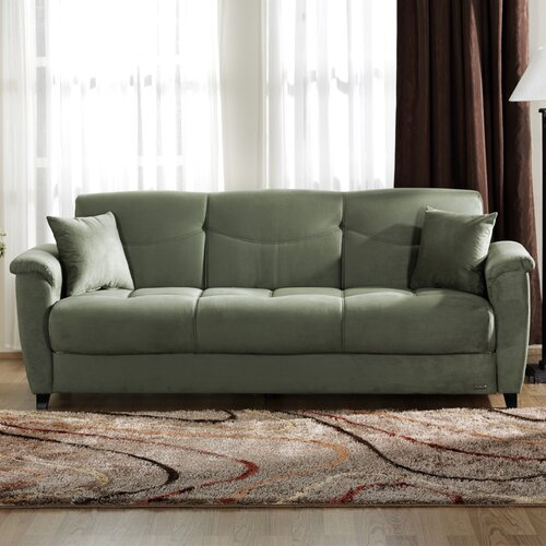 Aspen Full Convertible Sofa