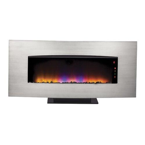 Harmony wall mount electric fireplace wayfair for 24 wall mount electric fireplace