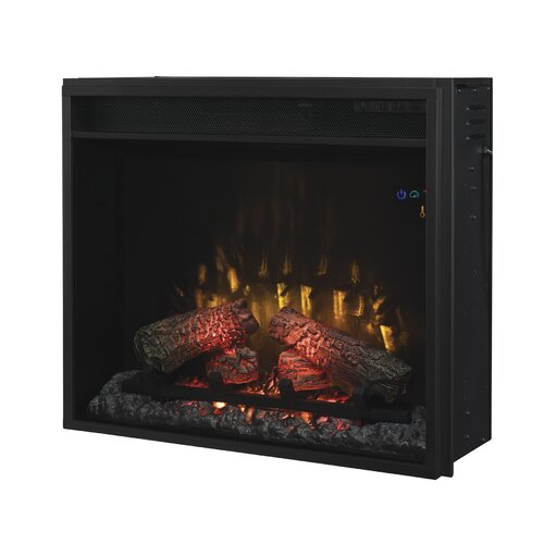 Classic Flame 23 Electric Fireplace Insert Reviews Wayfair