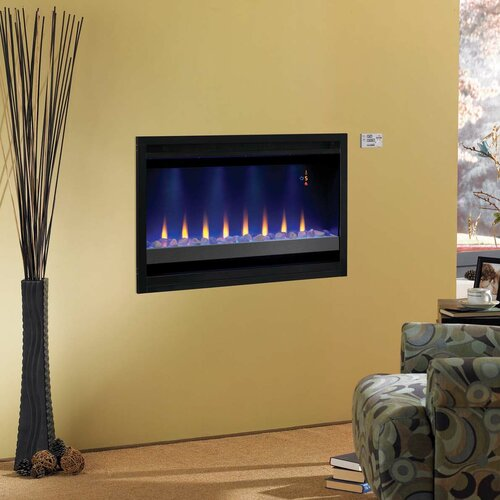Classic Flame Builder Box Contemporary Electric Fireplace