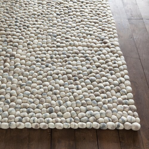 Stone Balls White Area Rug Wayfair