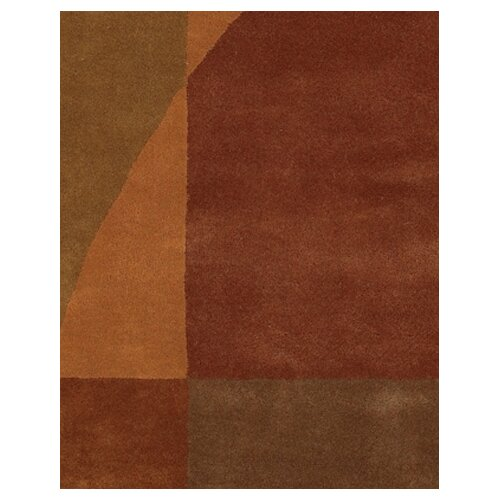 Chandra Rugs Daisa Terracotta Rug