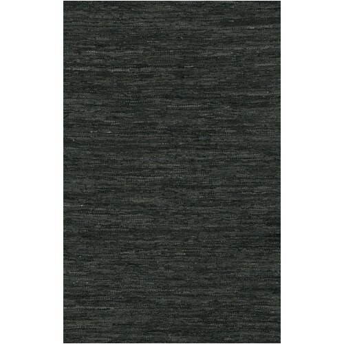 Chandra Rugs Saket Black Rug