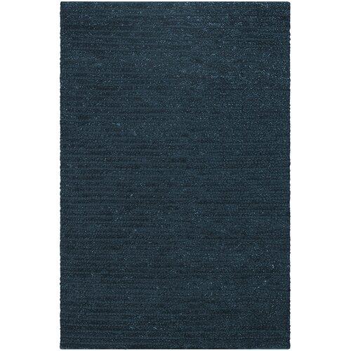 Chandra Rugs Alpine Dark Blue Rug