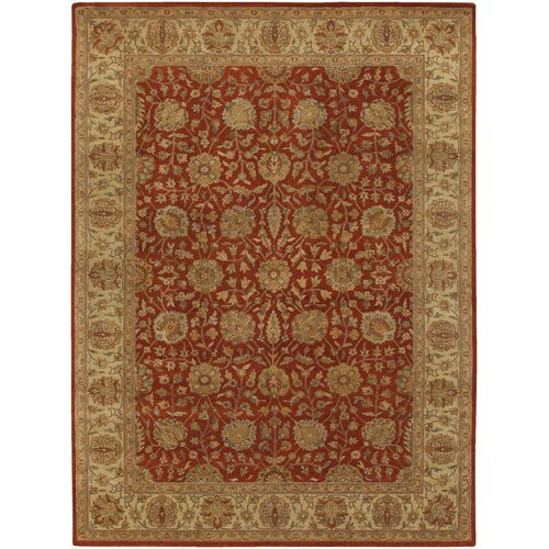 Chandra Rugs Cesta Red Rug