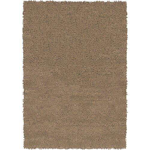 Chandra Rugs Strata Light Brown Rug