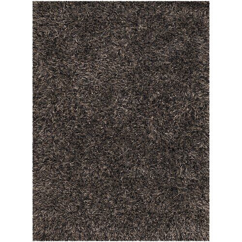 Chandra Rugs Tulip Black Rug