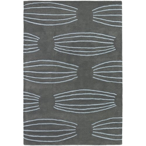 Chandra Rugs Parson Gray Designer Grey Rug