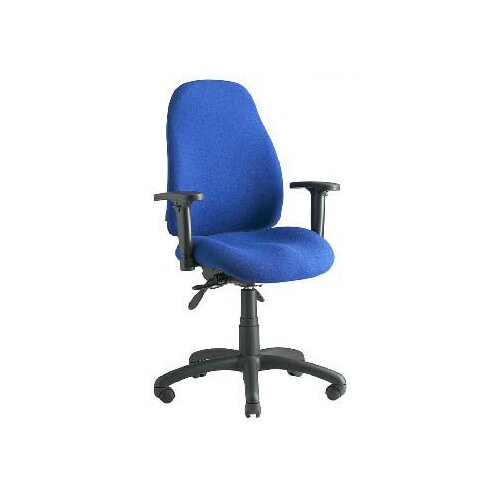 Fineseat ObusForme Operators Medium Back Clerical Chair