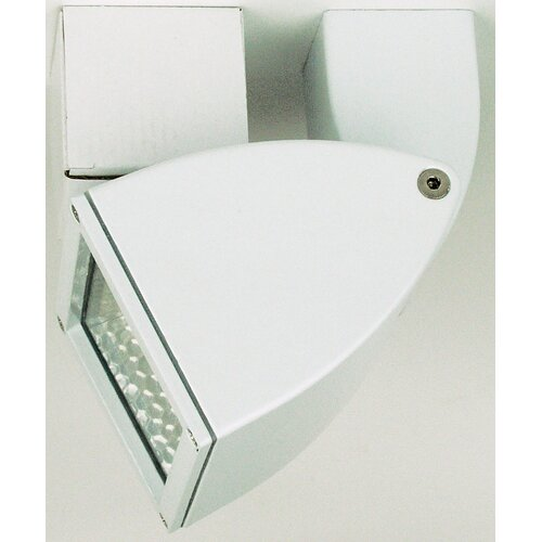 Oriel Lighting Viso Flood Light in White
