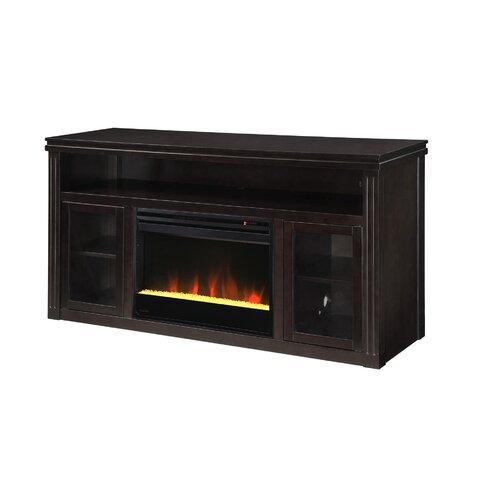 Rosemont Media Mantel Electric Fireplace