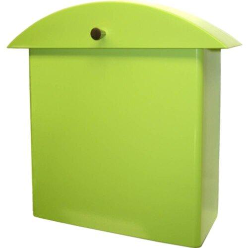 HouseArt Monet Wall-Mount Mailbox