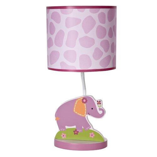 Lil' Friends Lamp with Shade and Bulb