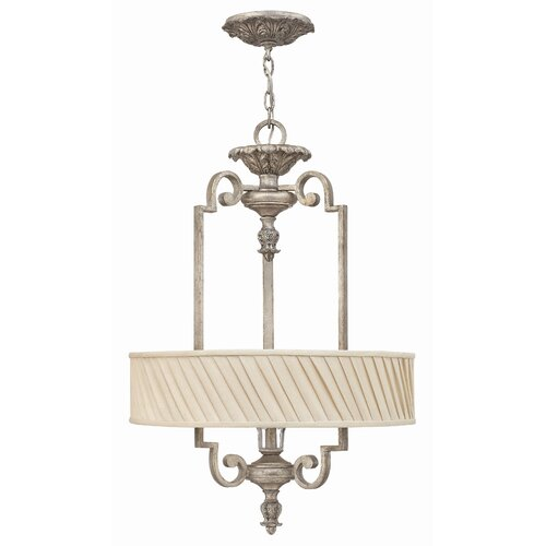 Fredrick Ramond Kingsley 3 Light Foyer Pendant