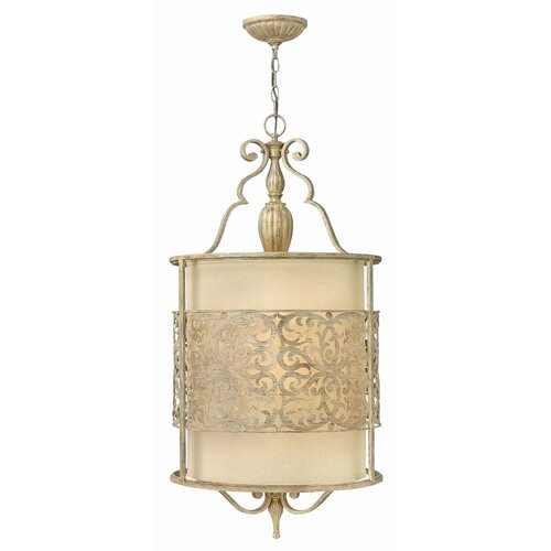 Carabel 4 Light Foyer Pendant