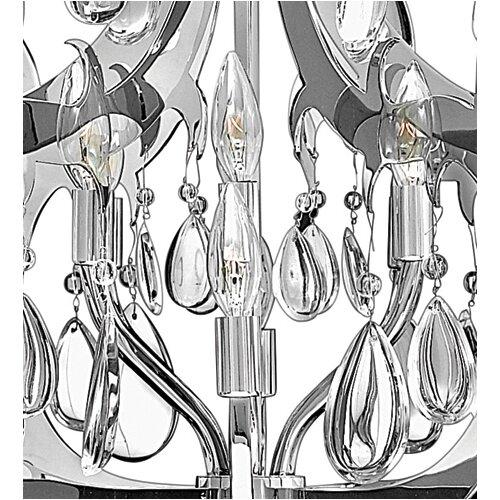 Fredrick Ramond Xanadu 12 Light  Candle Chandelier