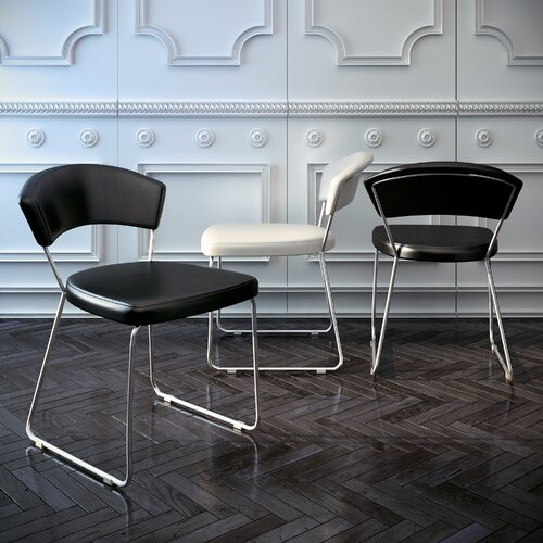 Modloft Delancy Side Chair
