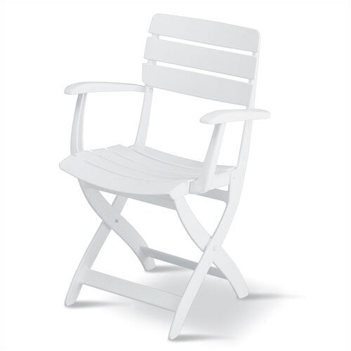 Kettler USA Venezia Folding Arm Chair