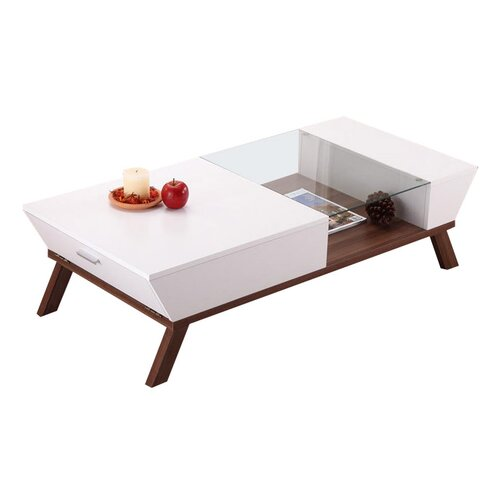 Hokku Designs Brody Coffee Table Reviews Wayfair
