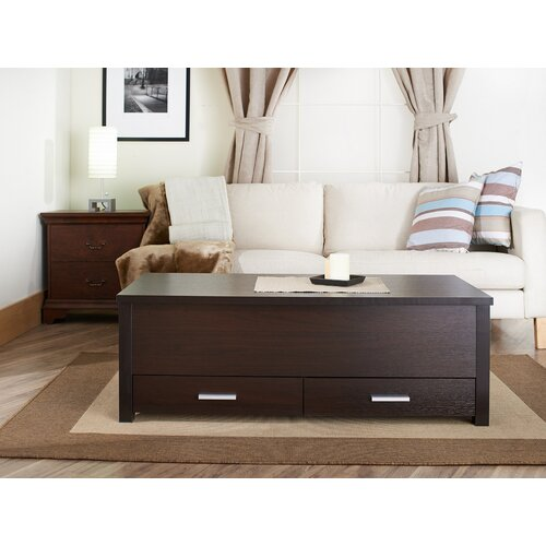 hokku designs voss coffee table reviews wayfair. Black Bedroom Furniture Sets. Home Design Ideas