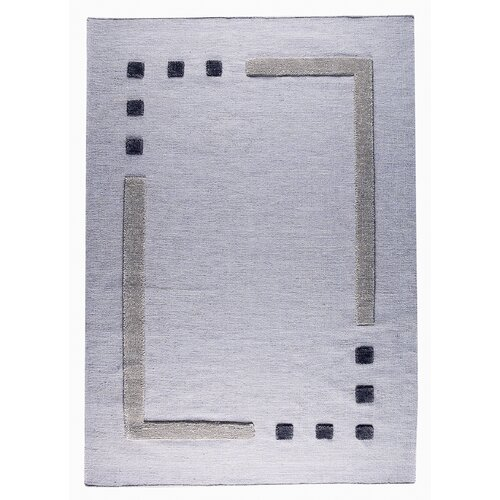Hokku Designs Caracas Grey Rug
