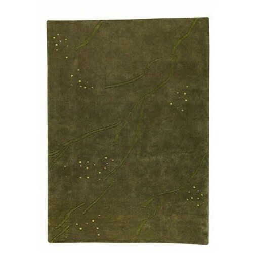 Hokku Designs Path Green Rug