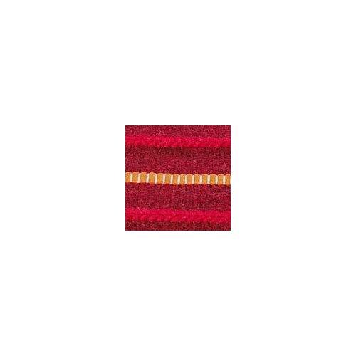 Hokku Designs Savannah Purple Striped Rug