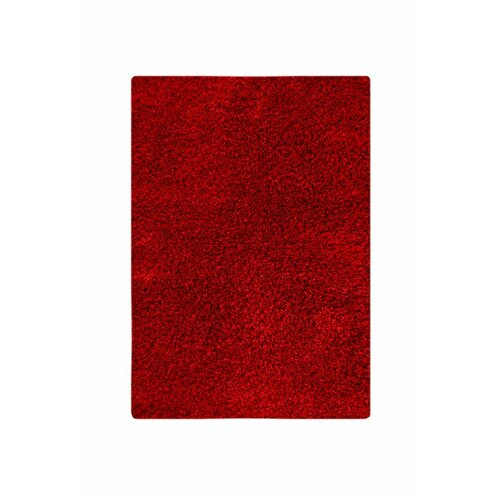 Hokku Designs Hirsute Red Rug