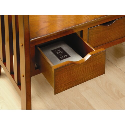 Hokku Designs Crest Entryway Storage Bench