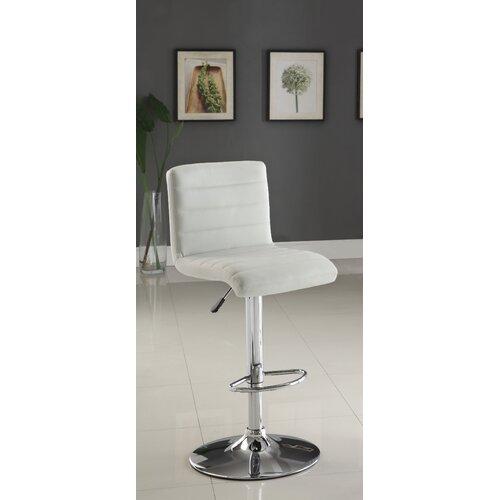 Hokku Designs Felicity Swivel Adjustable Bar Stool