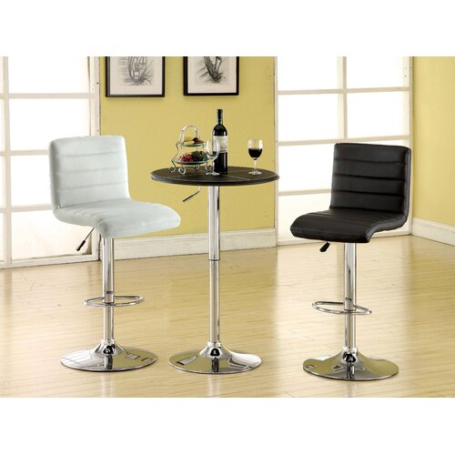 Hokku Designs Felicity Swivel Adjustable Bar Stool