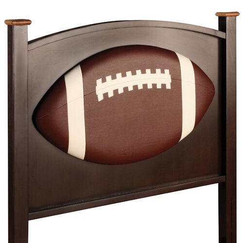 Hokku Designs Sports Fun Football Full Panel Headboard