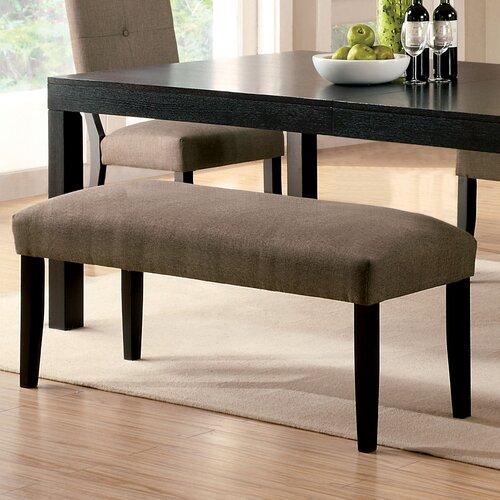 Hokku Designs Upholstered Kitchen Bench Amp Reviews Wayfair