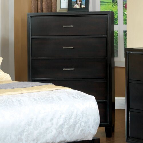 Hokku Designs Laguna 5 Drawer Chest