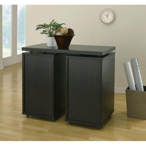 Hokku Designs Penn Modular Classic Office Desk