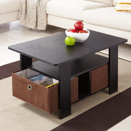 Hokku Designs Basic Coffee Table