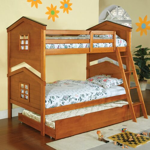 Castleton Twin over Twin Bunk Bed