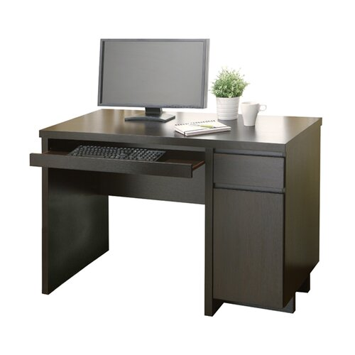 Hokku Designs Chilton Basic Computer Desk with Drawer & Reviews