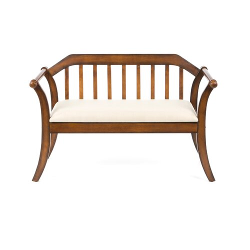 Hokku Designs Derby Wooden Bench