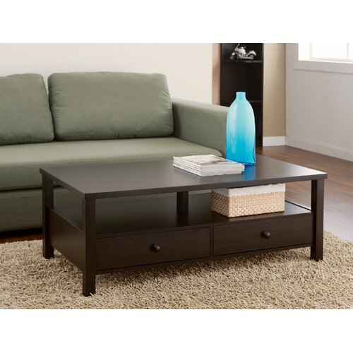 Hokku Coffee Table Sets: Hokku Designs Olympia Coffee Table & Reviews